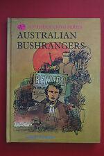 AUSTRALIAN BUSHRANGERS -  SOUTHERN CROSS SERIES by Jane Barnaby (HC, 1973)