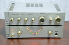 Soviet Two-block Stereo Amplifier Start 7235 Russian Cccp