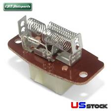 HVAC Heater Blower Motor Resistor for Ford E150 250 350 F250 350 450 Excursion