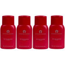 Aigner PRIVATE NUMBER Duschgel Shower Gel woman 4 x 250 ml