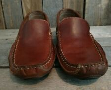 St John's Bay loafer 11D Leather EUC