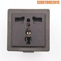 1PC Generic AC Female 3Pin Power Plug Socket Power Jack Connector 250V/10A