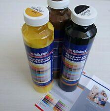 Wilckens Vollton- und Abtönfarbe 750 ml Acryl Farbe innen + außen