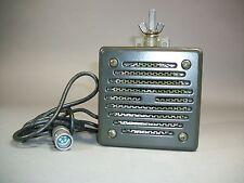 Vintage Military Surplus Jeep Truck Loudspeaker LS454/U Radio Field Gear - NEW