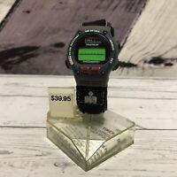 Timex Ironman Triathlon Indiglo T73572 WR Night Mode Digital Watch Alarm
