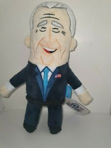 "NWT BarkBox Joe Biden ""Joe Bitin"" Presidential Squeaky Dog Toy"