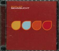 """◄► SCHILLER """"Sehnsucht"""" CD-Album"""