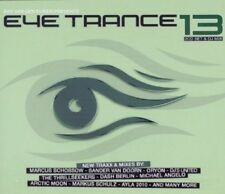 EYE-TRANCE 13 3 CD NEU - MARCIS SCHOSSOW, BILLY HENDRIX, PACIFIC WAVE, ORYON