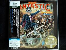 Elton John - Captain Fantastic Japan SHM-2CD Mini LP DELUXE NEW UICY-93674/5