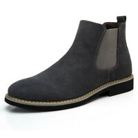 Zapatos Botas Botines de Hombre Para Vestir Casual Calzado Men Para Hombres