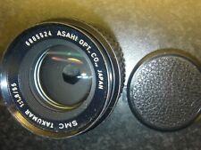 Asahi Pentax 55mm 1:1 .8 SMC Takumar Lente de M42, se adapta a cualquier cámara M42 de montaje 1.8/55