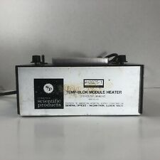 LAB-LINE Temp-Blok Module Heater H2025-1 20 Well Block at 13mm ea - 60 Day Wrnt