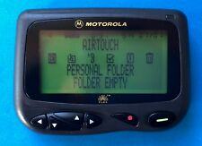 Motorola CP1250 Alphanumberic Pager, 900Mhz, Flex