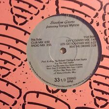STARDOM GROOVE Featuring TANYA WYNNE • It's To Late • Vinile 12 Mix • 1986 USA