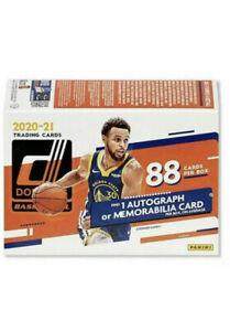 2020-21 Panini Donruss Blaster Box, 88 cards NBA  - BRAND NEW
