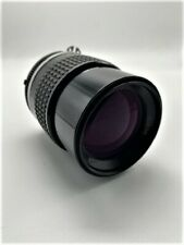【Exc+++++】Nikon NIKKOR Ai-s 105mm F2.5 MF Lens From Japan