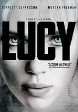 Lucy (DVD, 2015) DISC ONLY  Scarlett Johansson  Luc Besson  NOT A RENTAL