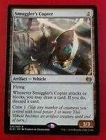 Smuggler/'s Copter FOIL Kaladesh NM Artifact Rare MAGIC GATHERING CARD ABUGames