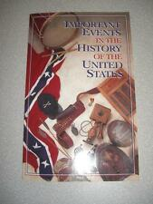 Important Events in the History of the United States