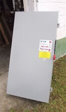 NEW ... EATON HD Safety Switch Non-Fusible 400A, 600V Cat# DH365UGK .. WHS-2-113