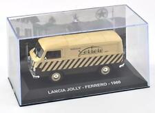 """DIE CAST """" LANCIA JOLLY - FERRERO - 1960 """" VEICOLI PUBBLICITARI 1/43"""