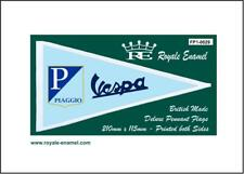 Royale Antenna Pennant Flag - PIAGGIO VESPA CLASSIC EMBLEM - FP1.0029