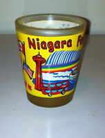 NIAGARA FALLS, ONTARIO, CANADA SHOT GLASS SHOOTER