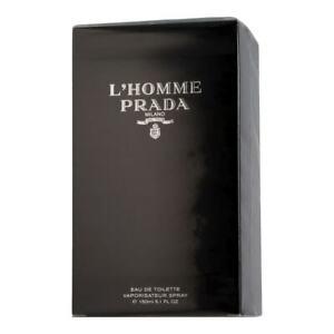 Prada L'Homme EDT - Eau de Toilette Spray 150ml