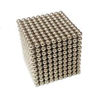 NEW 4mm 125pcs Magnetic Balls Magic Beads 3D Puzzle Ball Neodym…