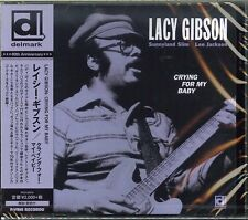 LACY GIBSON-CRYING FOR MY BABY-JAPAN CD Ltd/Ed E25