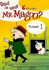DVD QUOI DE NEUF Mr MAGOO VOLUME 1 NEUF SCELLE 6 EPISODES