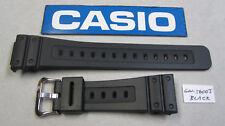 Genuine Casio G-Shock GW-5600J watch band strap 16mm resin rubber black