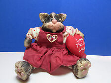 """Amore The Cat - 8"""" Russ Shelf Sitter - New W/Hang Tag - Rare"""