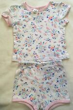 TARGET size 1 Pyjama Set Cotton Floral Summer. Combined Post