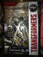 Transformers Premier Edition The Last Knight Steelbane MIB
