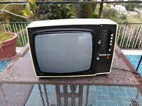 Televisore anni 80 Autovox mod.384 funzionante