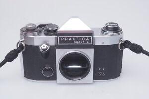 Praktica Super TL  SLR Kamera Body Camera mit M42 Schraubgewinde / N008