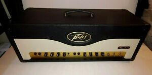 Peavey Windsor Tube Amplifier Amp Head w/ Power Cable & Operating Manual New
