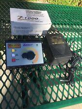 MTH O Gauge Z-1000 100 Watt Transformer & Controller