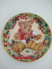 Teddy's First Christmas - Decorative Plate