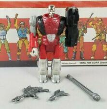 GI Joe Weapon Destro Star Brigade Grey Gun 1993 Original Part #3