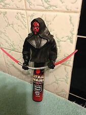 Darth Maul - Star Wars Episode 1 - Spin Pop Candy by Cap Candy - 1999
