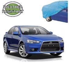 Car Cover Suits Mitsubishi Lancer Sedan to 4.57m WeatherTec UV Soft Non Scratch