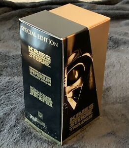 star wars trilogie vhs Special Edition Gold