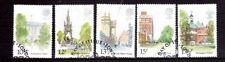 GREAT BRITAIN 1980 London landmarks set used
