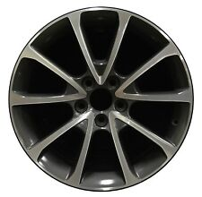"18"" Acura Tlx 2015 2016 2017 Factory Oem Rim Wheel 71827 Grey Machined"