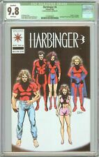 Harbinger #6 CGC 9.8 White Pages (1992) 2102663022 Qualified
