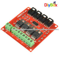 Four Channel 4 Route MOSFET Button IRF540 V2.0+ MOSFET Switch Module for Arduino