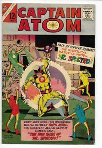 1965 Charlton Captain Atom #81 VF/NM 9.0