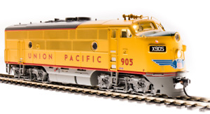 HO Scale - BROADWAY LIMITED 4836 UNION PACIFIC F3A # 907 DCC & SOUND